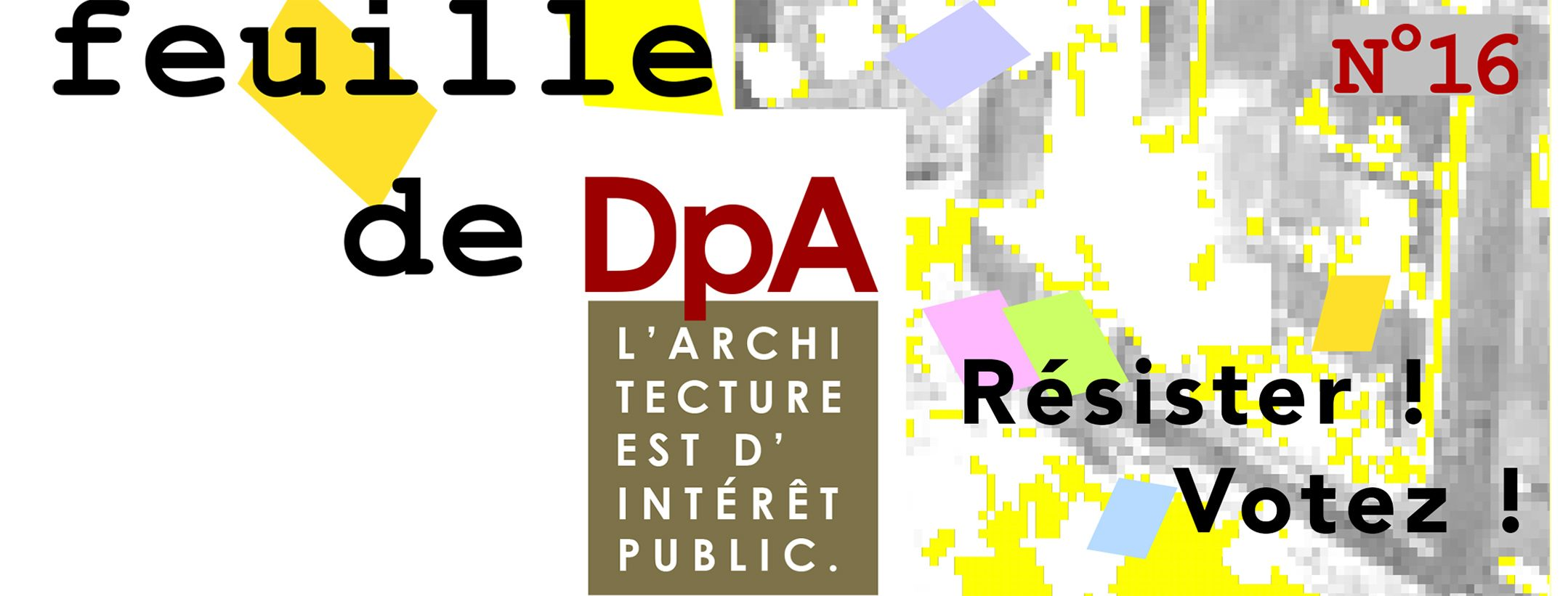 Image Bandeau – DpA – La Feuille #16